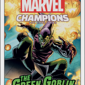 Buy Marvel Champions: The Card Game – The Green Goblin Scenario Pack only at Bored Game Company.