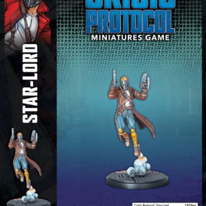 Buy Marvel: Crisis Protocol – Star-Lord only at Bored Game Company.