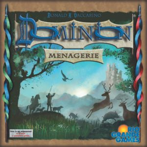 Buy Dominion: Menagerie only at Bored Game Company.
