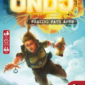 Buy UNDO: Treasure Fever only at Bored Game Company.