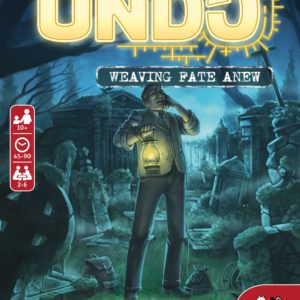 Buy UNDO: Forbidden Knowledge only at Bored Game Company.