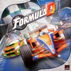 Buy Formula D only at Bored Game Company.
