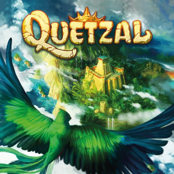 Buy Quetzal only at Bored Game Company.