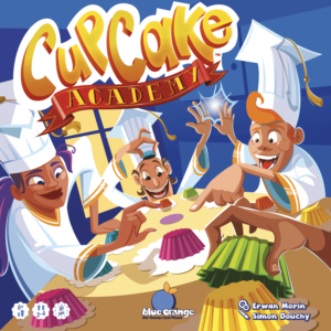 Buy Cupcake Academy only at Bored Game Company.