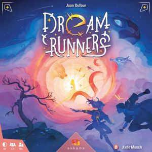 Buy Dream Runners only at Bored Game Company.