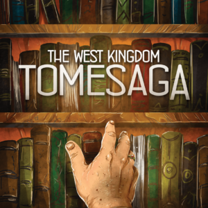 Buy The West Kingdom Tomesaga only at Bored Game Company.