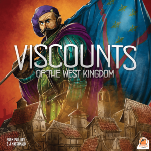 Buy Viscounts of the West Kingdom only at Bored Game Company.