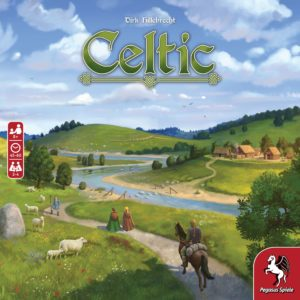 Buy Celtic only at Bored Game Company.