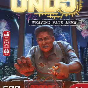 Buy UNDO: 600 Seconds only at Bored Game Company.