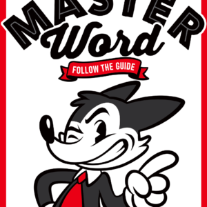 Buy Master Word only at Bored Game Company.