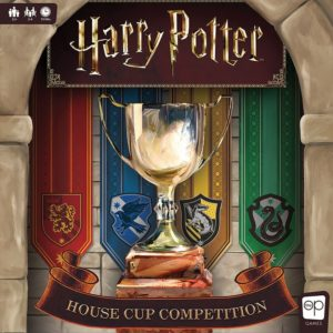 Buy Harry Potter: House Cup Competition only at Bored Game Company.