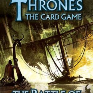 Buy A Game of Thrones: The Card Game – The Battle of Blackwater Bay only at Bored Game Company.