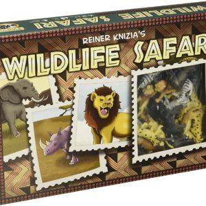 Buy Wildlife Safari only at Bored Game Company.