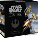 Buy Star Wars: Legion – Clan Wren Unit Expansion only at Bored Game Company.