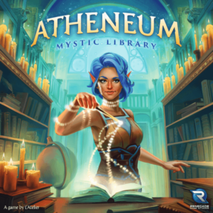 Buy Atheneum: Mystic Library only at Bored Game Company.