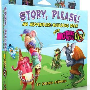 Buy No Thank You, Evil!: Story, Please! only at Bored Game Company.
