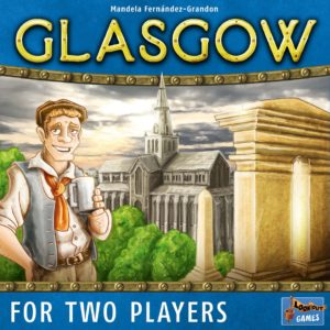 Buy Glasgow only at Bored Game Company.