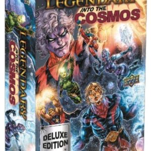 Buy Legendary: A Marvel Deck Building Game – Into the Cosmos only at Bored Game Company.