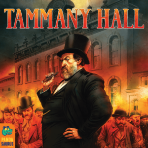 Buy Tammany Hall only at Bored Game Company.