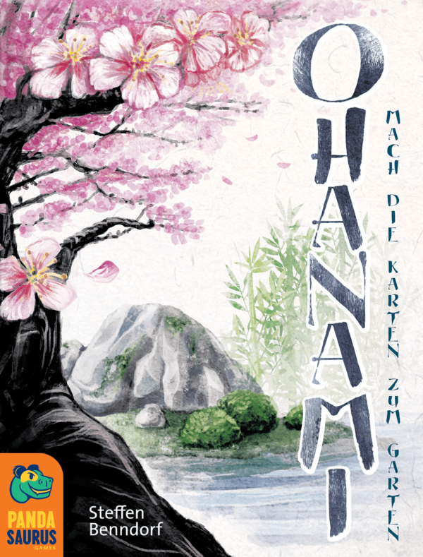 Buy Ohanami only at Bored Game Company.