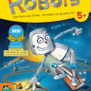Buy Robots only at Bored Game Company.