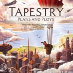 Buy Tapestry: Plans and Ploys only at Bored Game Company.