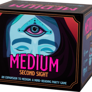 Buy Medium: Second Sight only at Bored Game Company.