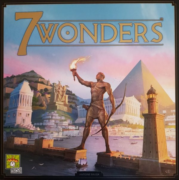 Buy 7 Wonders (Second Edition) only at Bored Game Company.