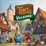 Buy Tiny Towns: Villagers only at Bored Game Company.