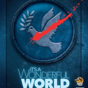 Buy It's a Wonderful World: War or Peace only at Bored Game Company.