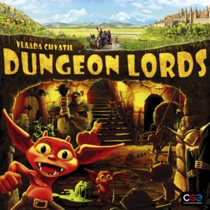 Buy Dungeon Lords only at Bored Game Company.