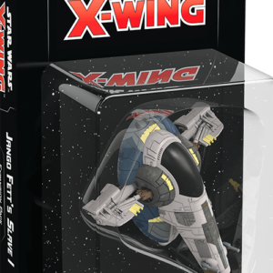 Buy Star Wars: X-Wing (Second Edition) – Jango Fett's Slave I Expansion Pack only at Bored Game Company.