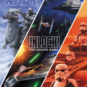 Buy Star Wars: Unlock! only at Bored Game Company.