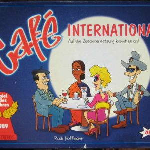 Buy Café International only at Bored Game Company.