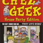 Buy Chez Geek only at Bored Game Company.