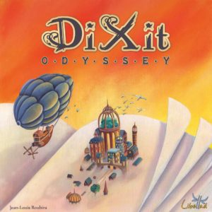 Buy Dixit: Odyssey only at Bored Game Company.