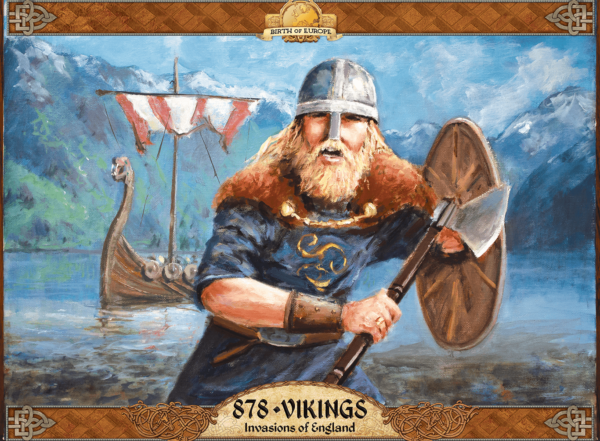 Buy 878 Vikings: Invasions of England only at Bored Game Company.