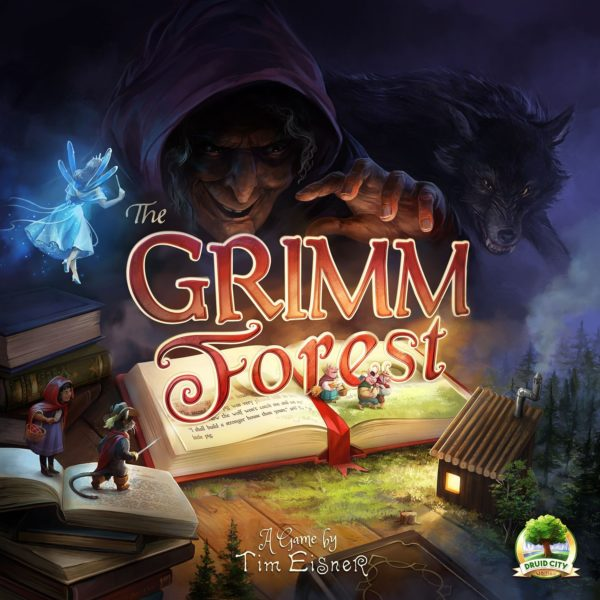 Buy The Grimm Forest only at Bored Game Company.
