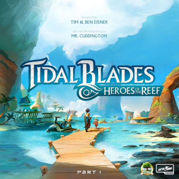 Buy Tidal Blades: Heroes of the Reef only at Bored Game Company.