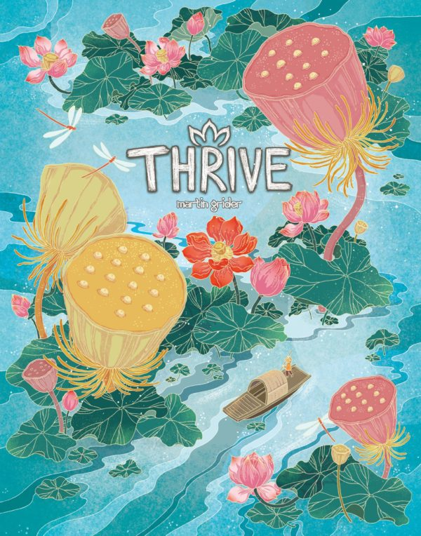 Buy Thrive only at Bored Game Company.