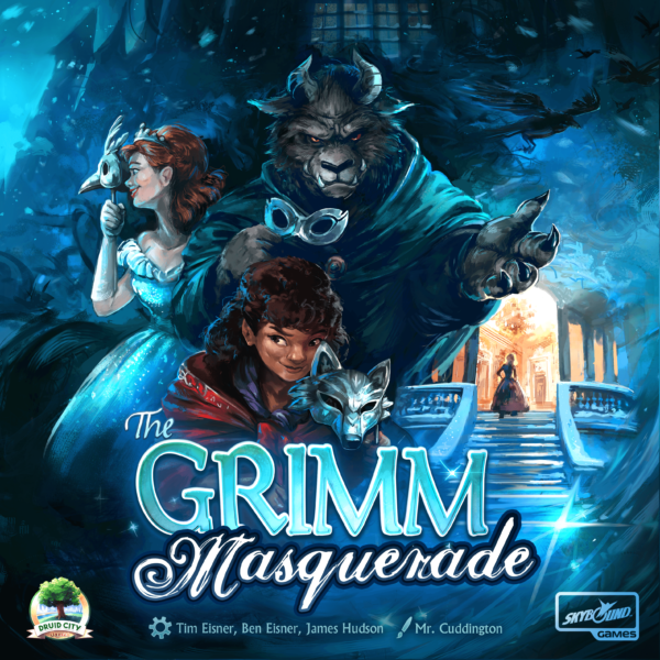 Buy The Grimm Masquerade only at Bored Game Company.