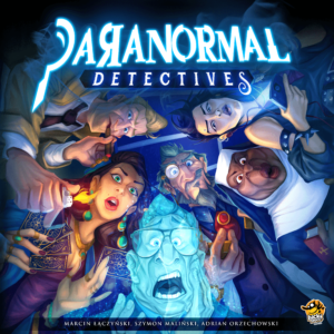 Buy Paranormal Detectives only at Bored Game Company.
