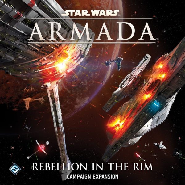 Buy Star Wars: Armada – Rebellion in the Rim only at Bored Game Company.