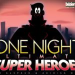 Buy One Night Ultimate Super Heroes only at Bored Game Company.