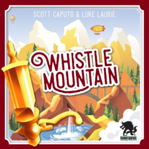 Buy Whistle Mountain only at Bored Game Company.