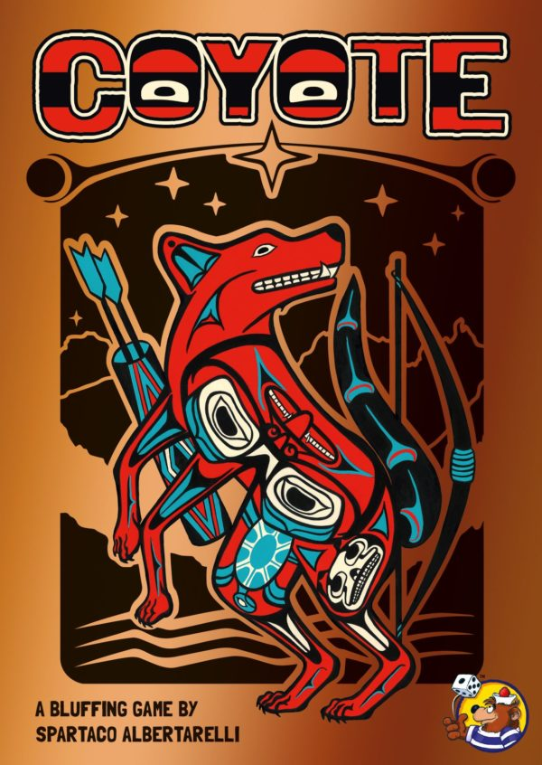Buy Coyote only at Bored Game Company.