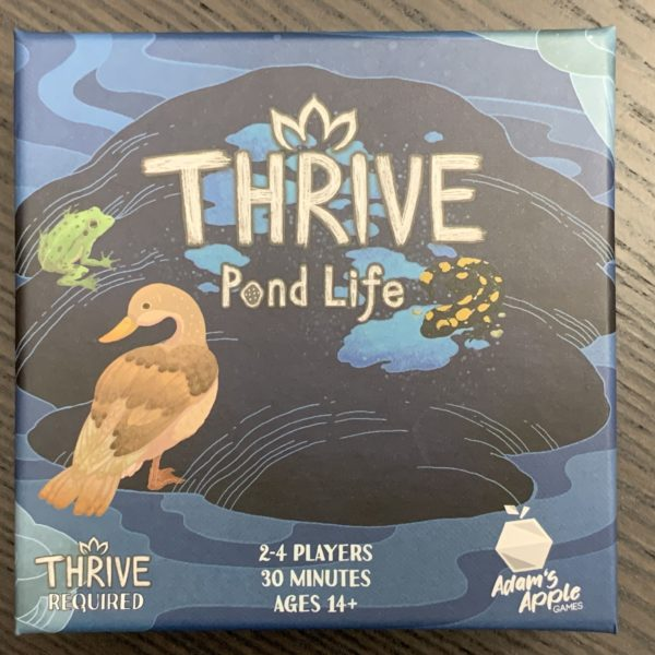 Buy Thrive: Pond Life only at Bored Game Company.