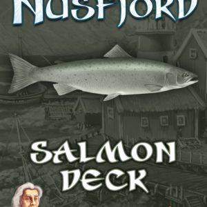 Buy Nusfjord: Salmon Deck only at Bored Game Company.