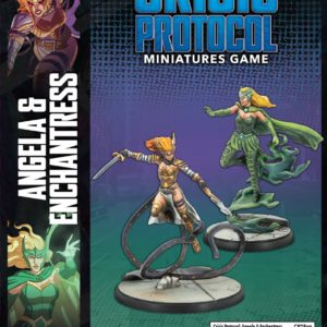 Buy Marvel: Crisis Protocol – Angela & Enchantress only at Bored Game Company.