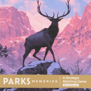 Buy PARKS Memories: Mountaineer only at Bored Game Company.